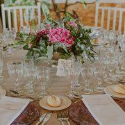 estilo romantico catering bodas