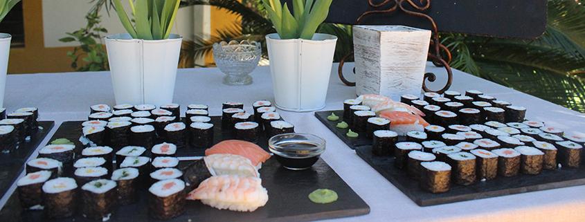 sushi empresa catering
