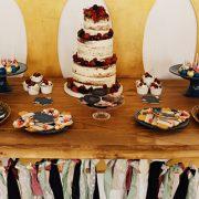 candy bar catering bodas
