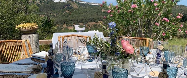 Lugares donde celebrar tu boda: Finca La Herradura