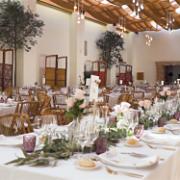 Consejos para organizar las mesas en el banquete de bodas
